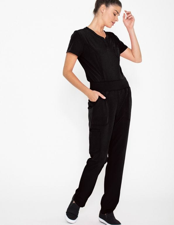 Natural Rise Pull-On Pant