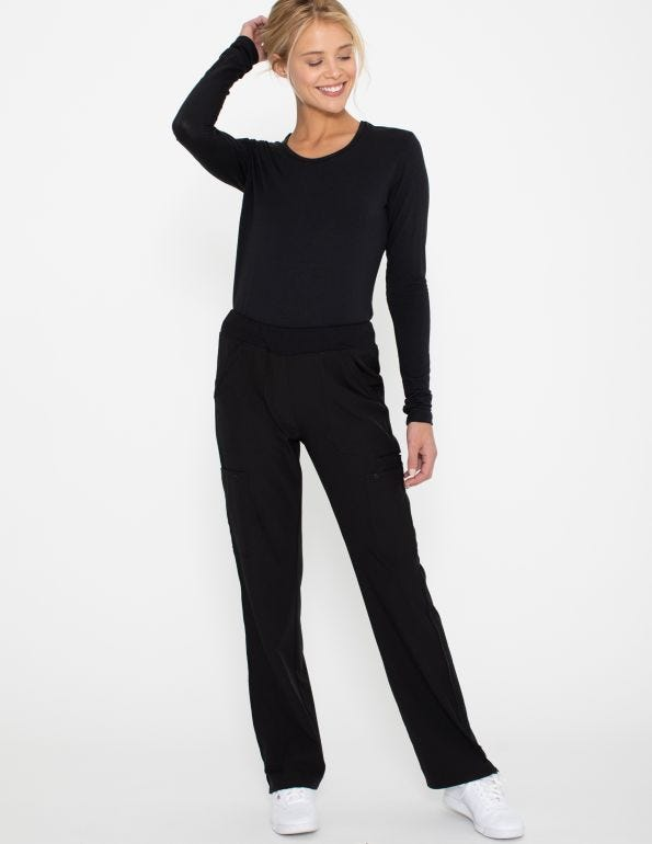 Low Rise Pull-On Pant